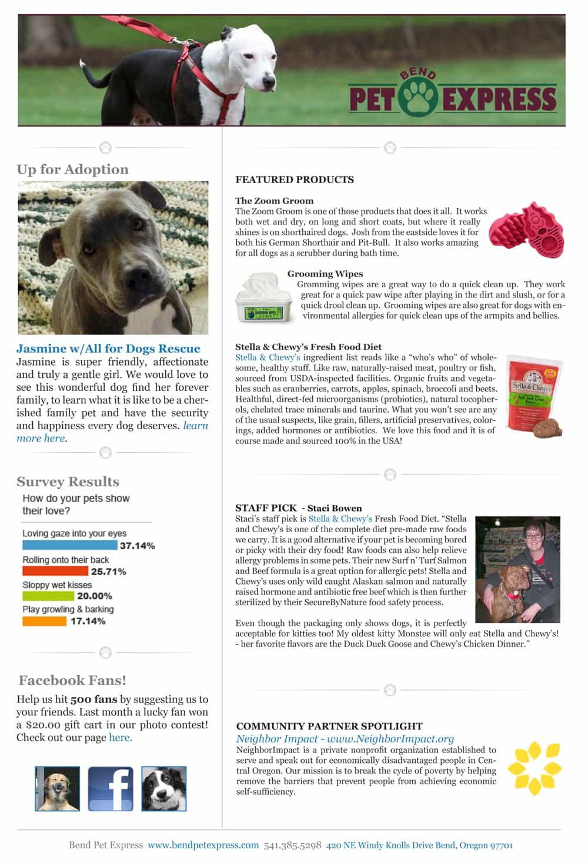 Newsletter_March_11-2 - Bend Pet Express