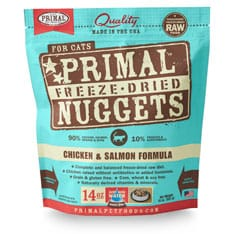cat_food_primal_chickenSalmonNuggets_freezeDried