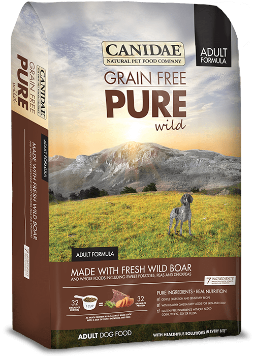 Canidae PURE Wild with Fresh Wild Boar Dog Food, Kibble