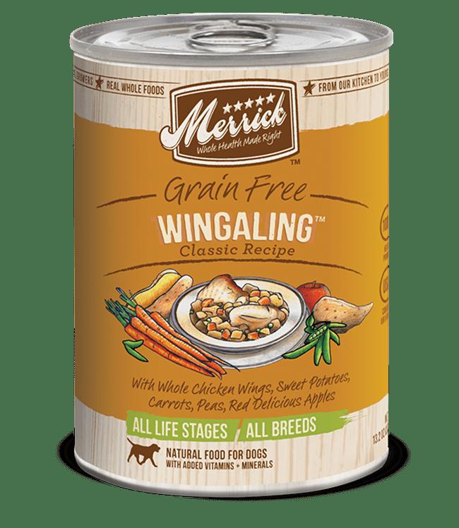 Merrick Wet Dog Food