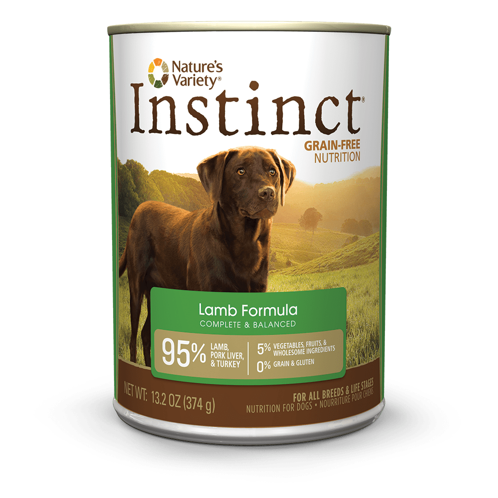 Instinct Lamb Dog Food