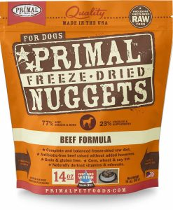 dog_food_primal_nuggetsbeef_freezedriedraw