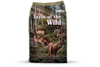 Taste Of The Wild Dog Food Flavors