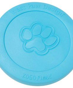 dog_toys_westpaw_ziscFlyingDisc_aquablue
