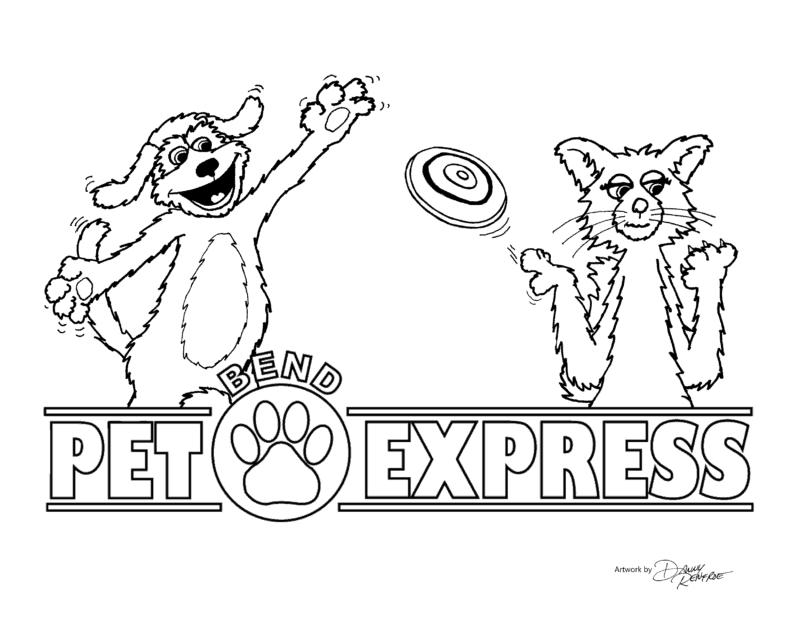 Bend Pet Express Summer Fun by Danny Renfroe