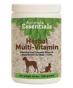 Animal Essentials Herbal Multivitamin Supplies