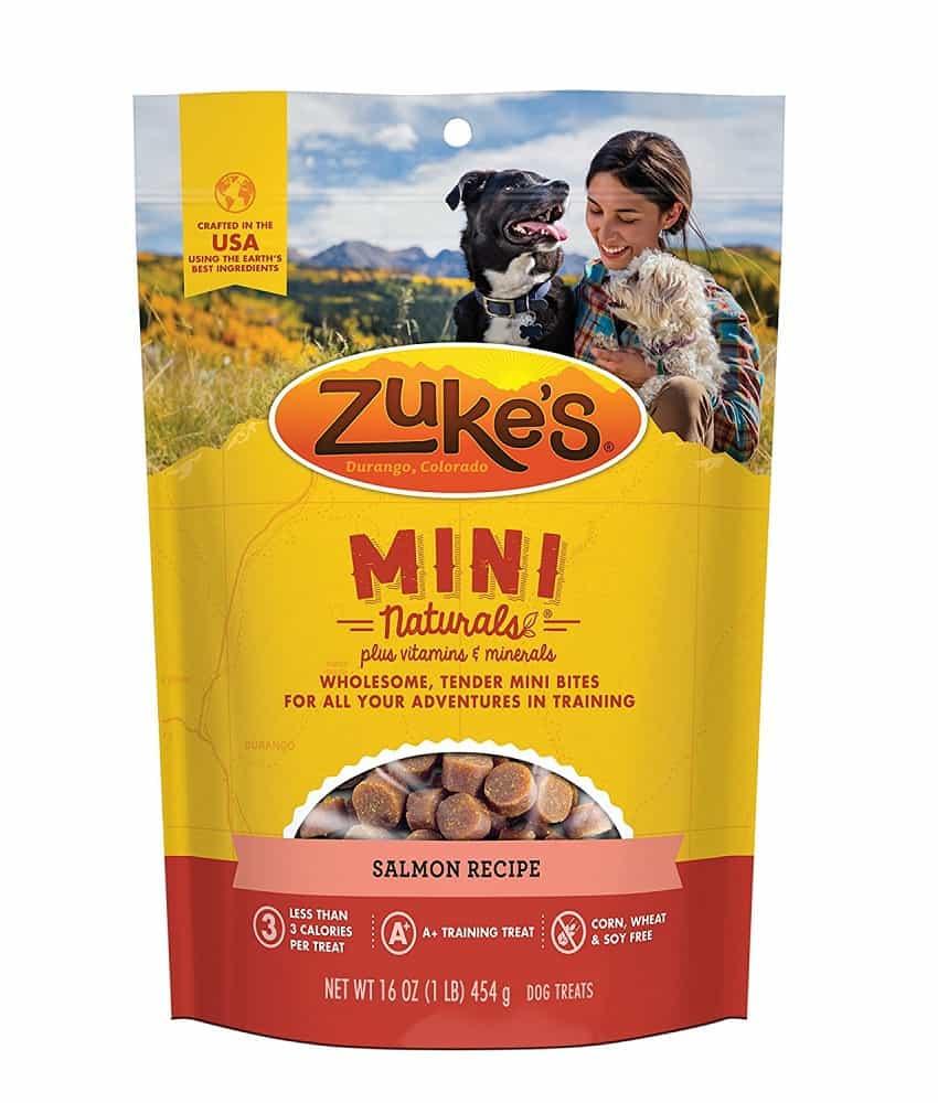 Zuke S Mini Naturals Dog