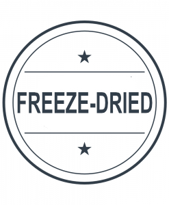 Freeze-Dried