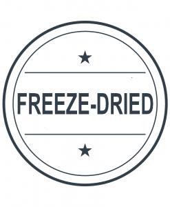 Freeze Dried & Dehydrated